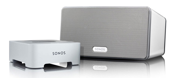 Play 3 Sistema Sonos Bridge Incorporado